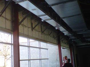 Academic Building Insulation for Rider University in Lawrenceville, NJ