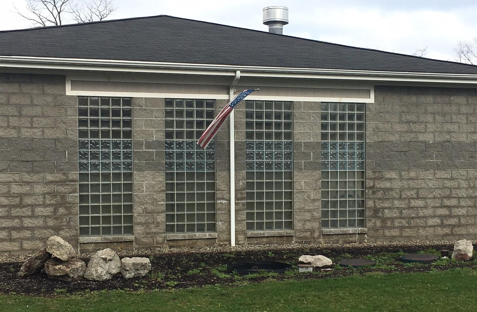 Custom Patterned Glass Block Window Installation in Ellwood City, PA