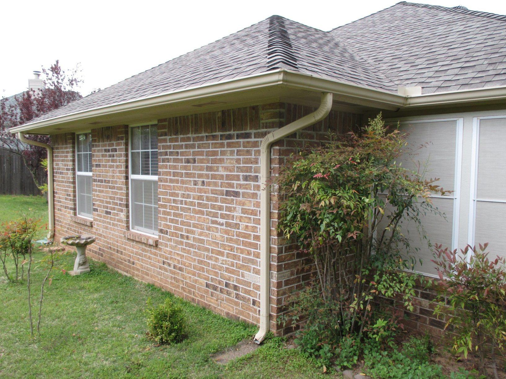 Roof Repair Hail Damaged Roof Amp Skylights In Norman Ok Norman Ok Hail Damage
