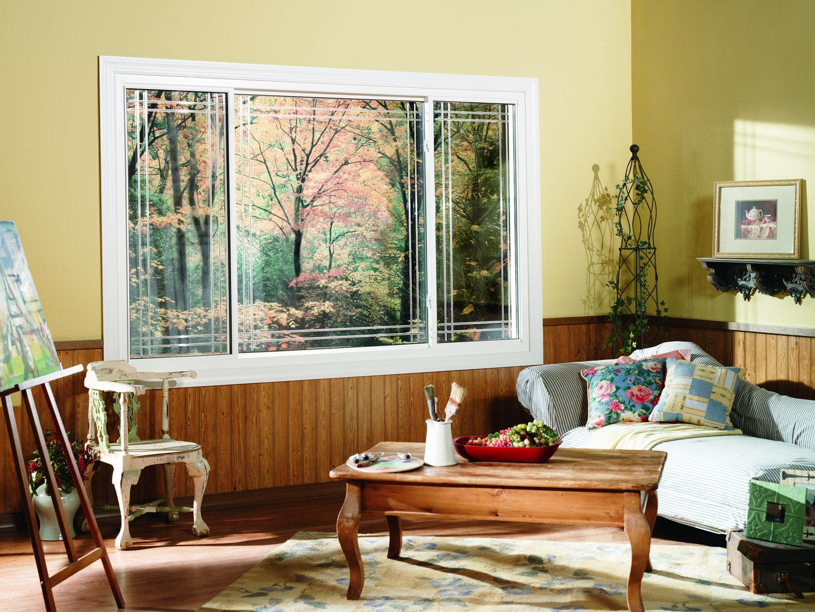 Earth Smart Remodeling Inc Triple Slider Windows In