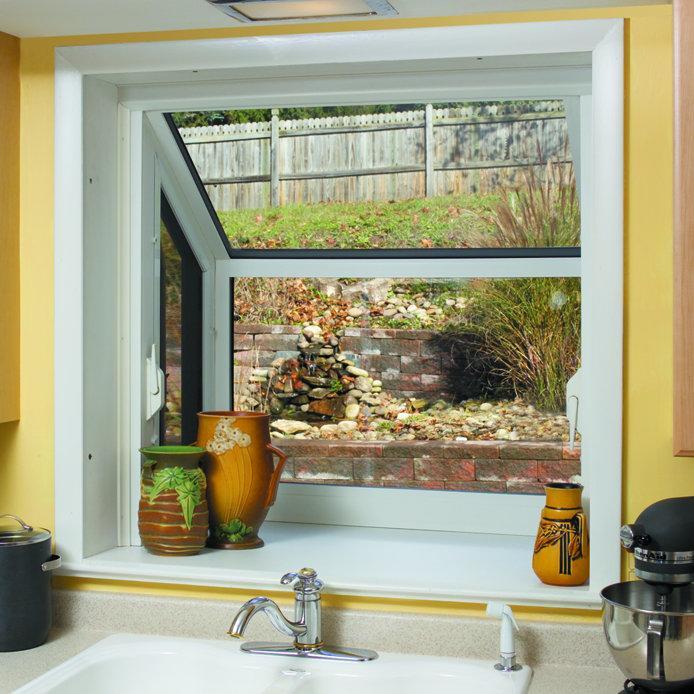 Garden Window Installation in Perkiomenville
