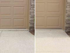 Lifting Garage Concrete
