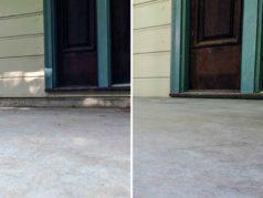 Porch Area Lifting