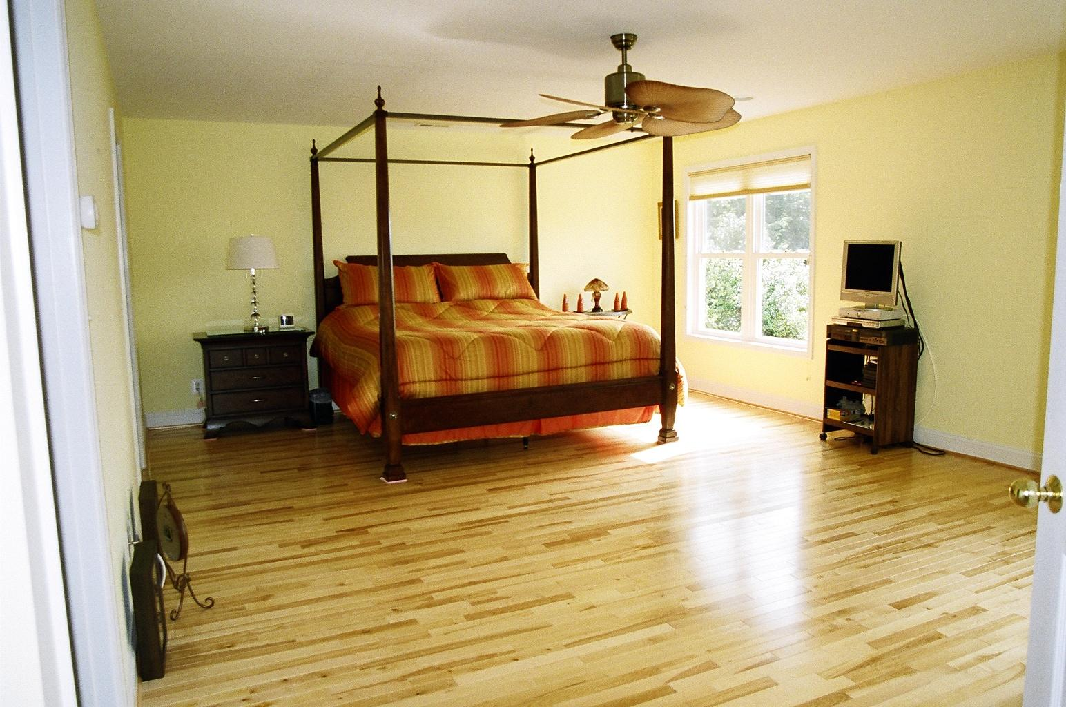 New Hardwood Flooring