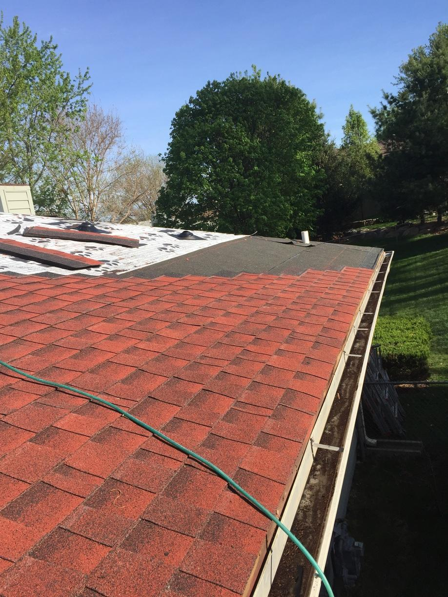 Roof Replacement - New Roof Replacement in Bellevue, NE ...