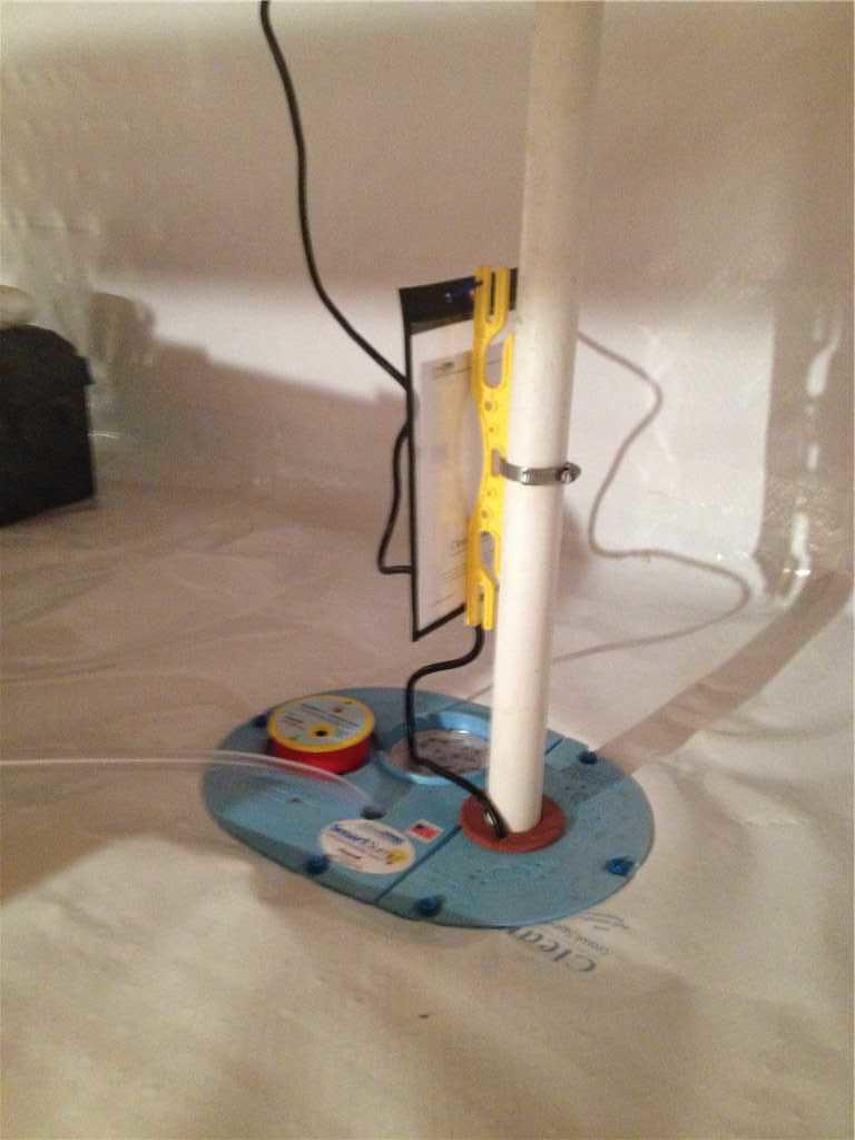 Pump Water Out With SmartSump