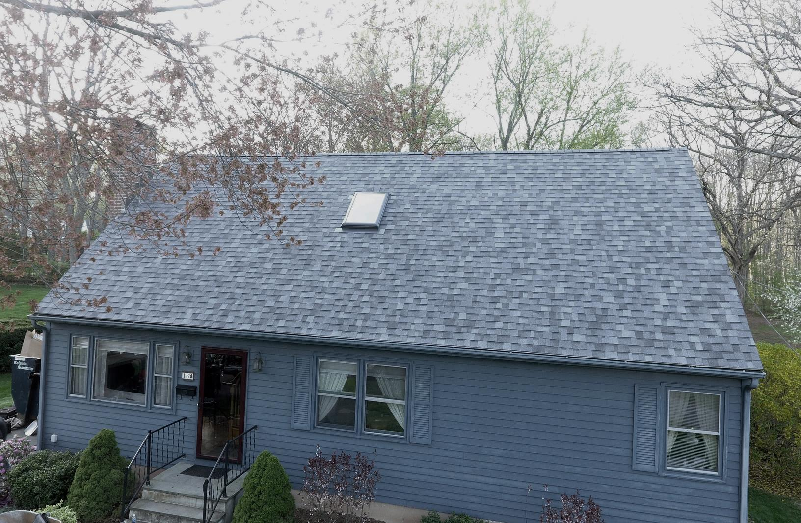 Complete Roof (front view)