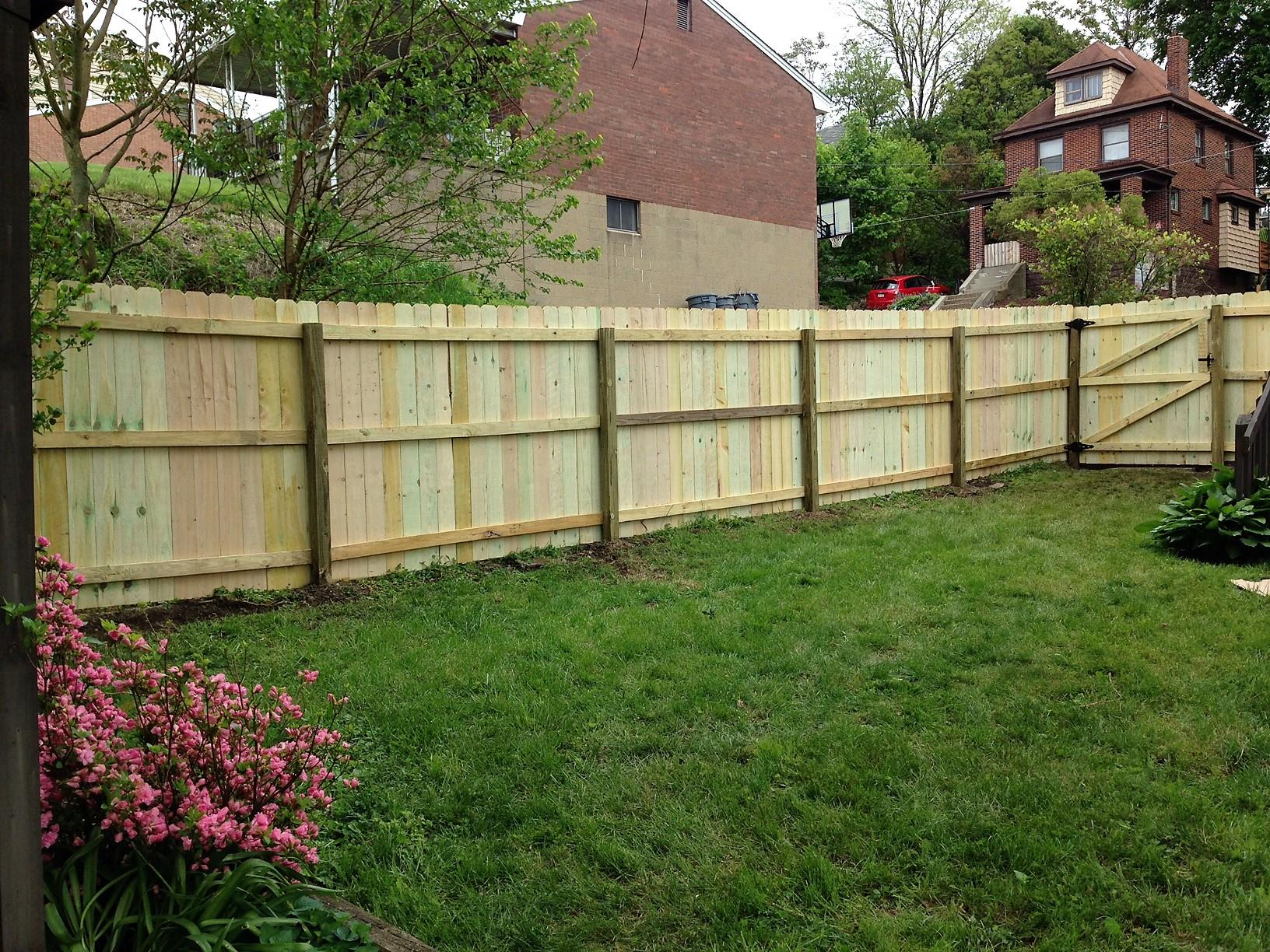 Pro Fence & Railing - Residential Fencing - Privacy Fence ...