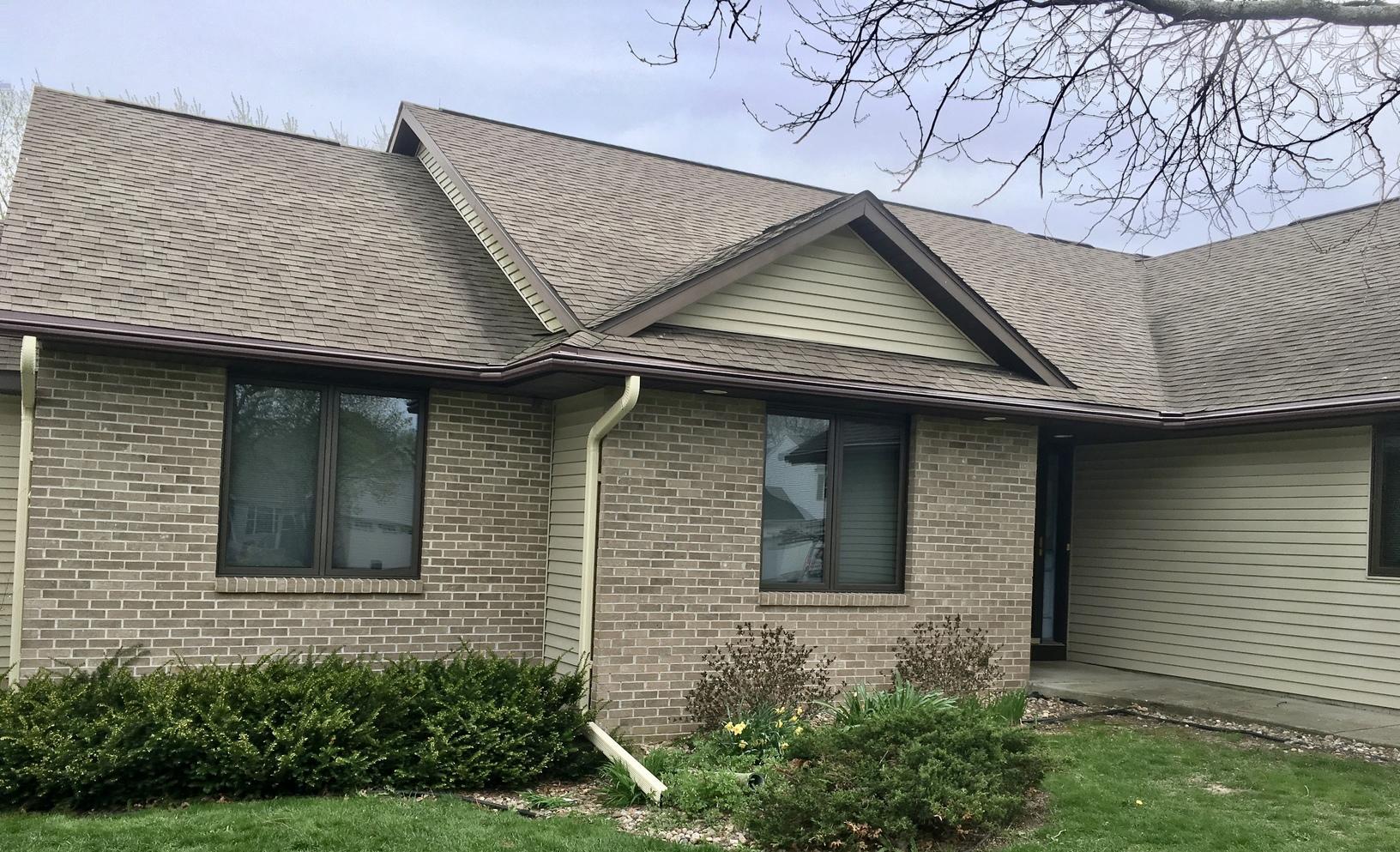 Cottage Grove, WI Home Gets LeafGuard
