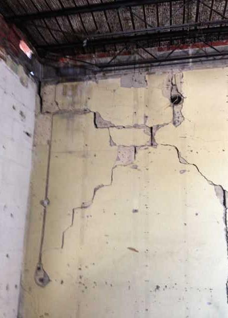 Cracked Walls