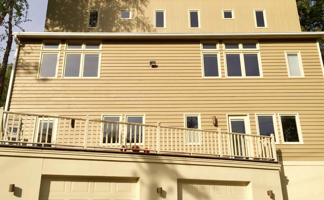 Larson Home Services Gutter Installation Spectacular