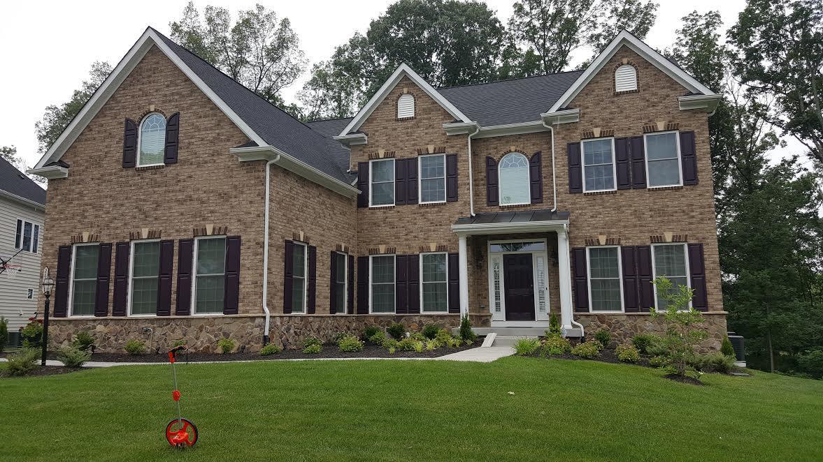 MasterShield Installation on a New Home in Herndon, VA