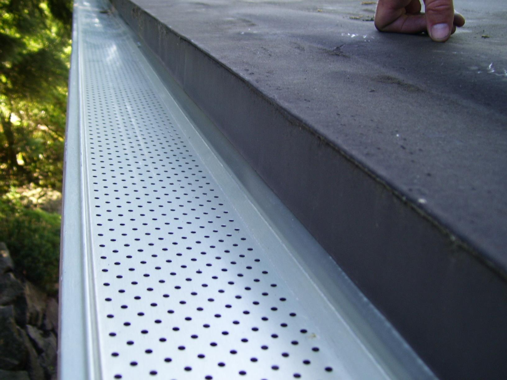 LeafRelief Gutter Guard in Bremerton, WA