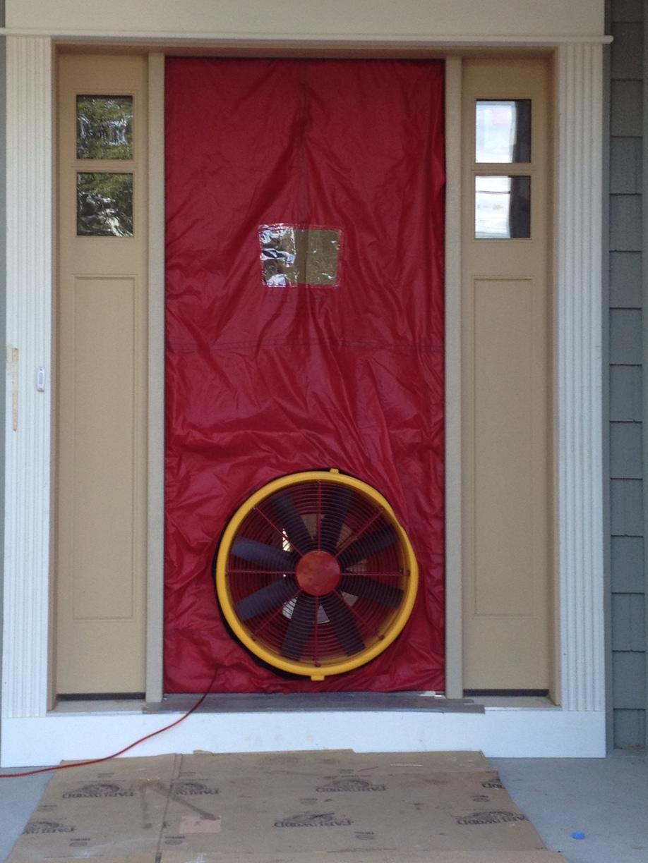 Nylon Door Sealed