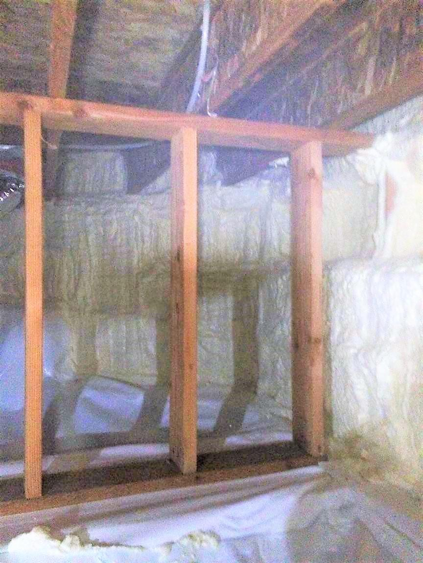 so energy efficient you don't even need to insulate the floors