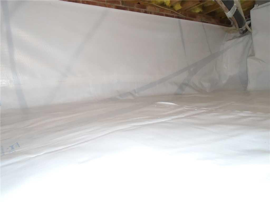Installed CleanSpace Liner
