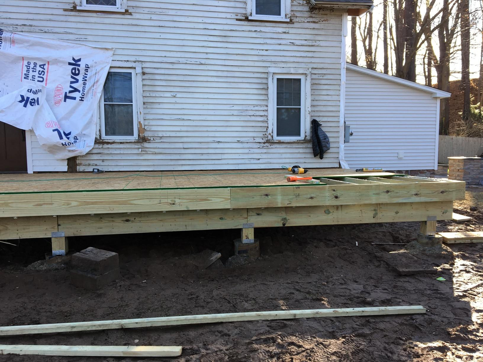 Siding Siding Roofing Addition And Deck Construction