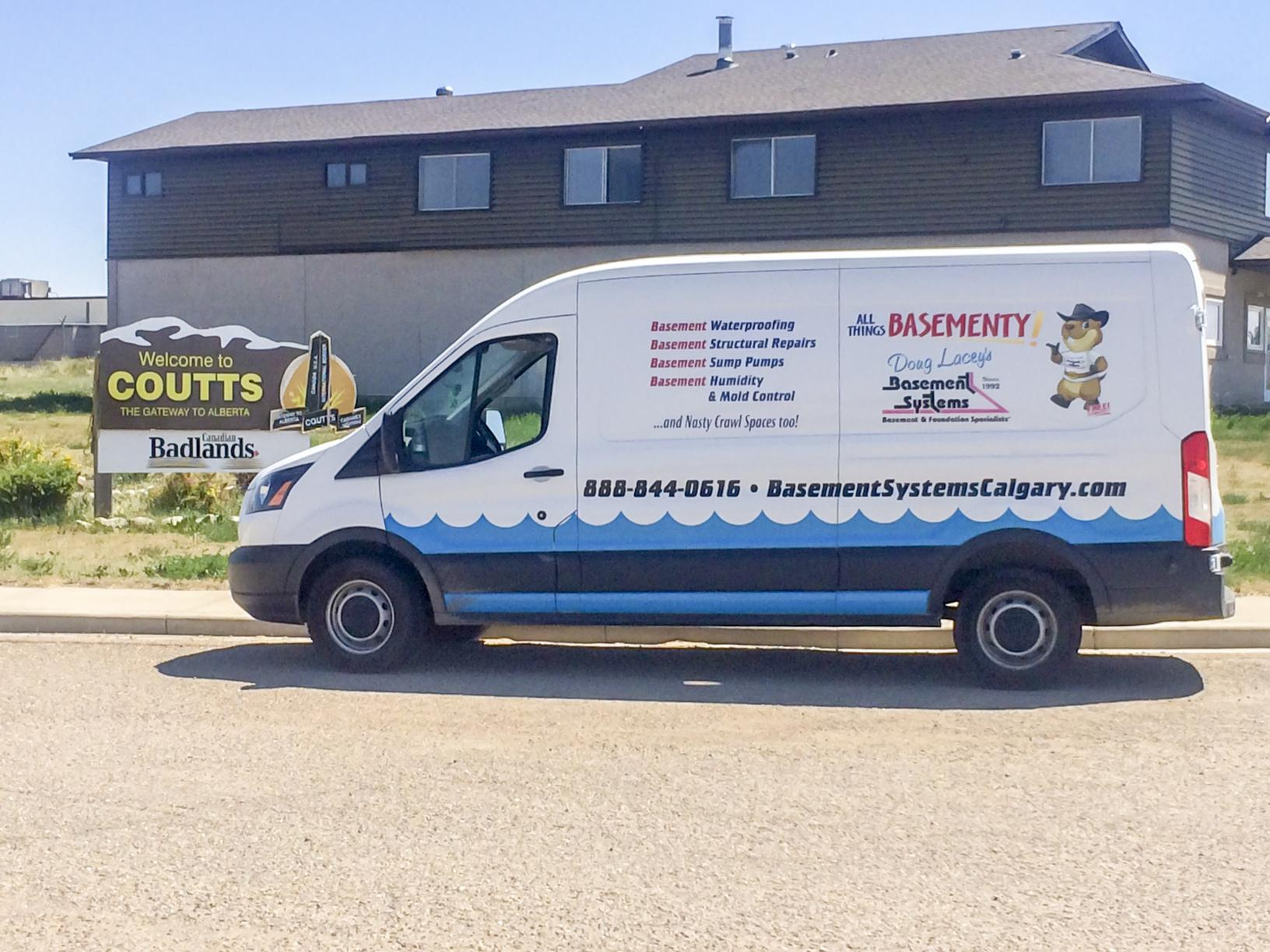 Proud to serve Coutts, Alberta, and all of it's surrounding communities!