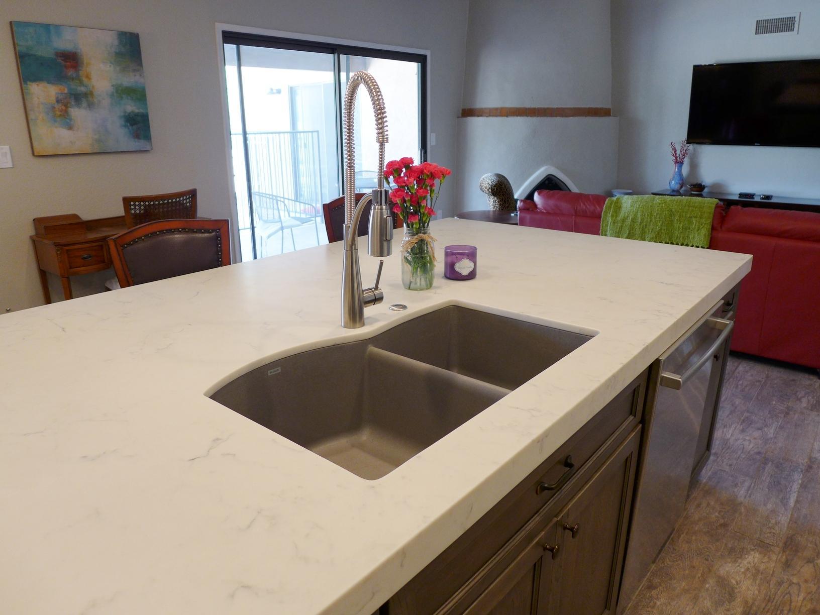 Remodeling   Kitchen Remodeling in Scottsdale, AZ   Island Sink