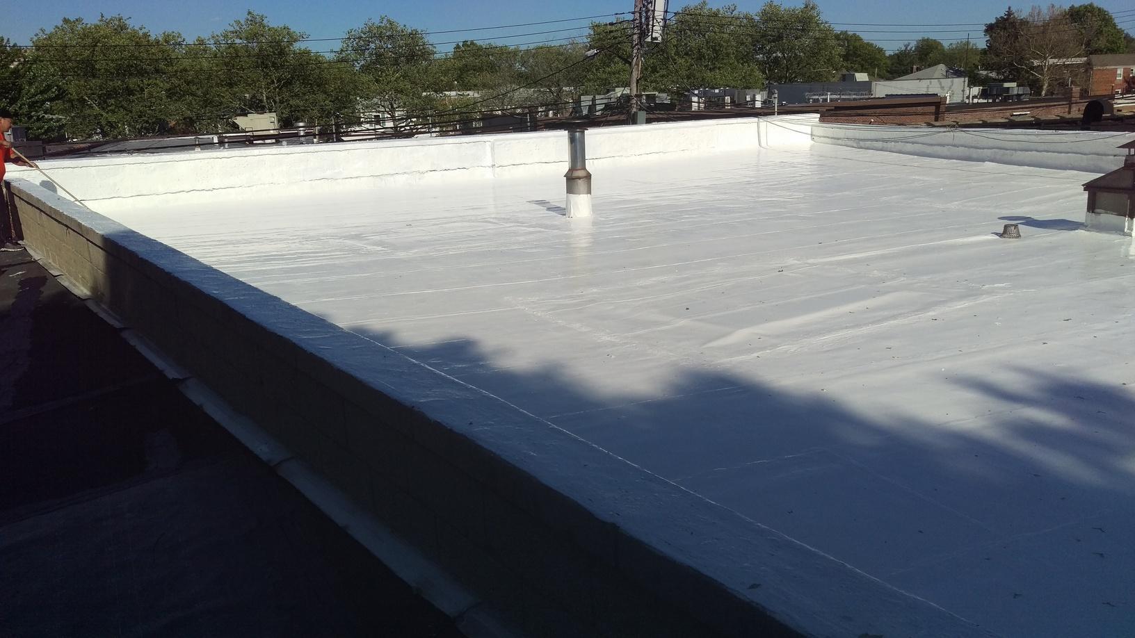GACO Flat Roof Done