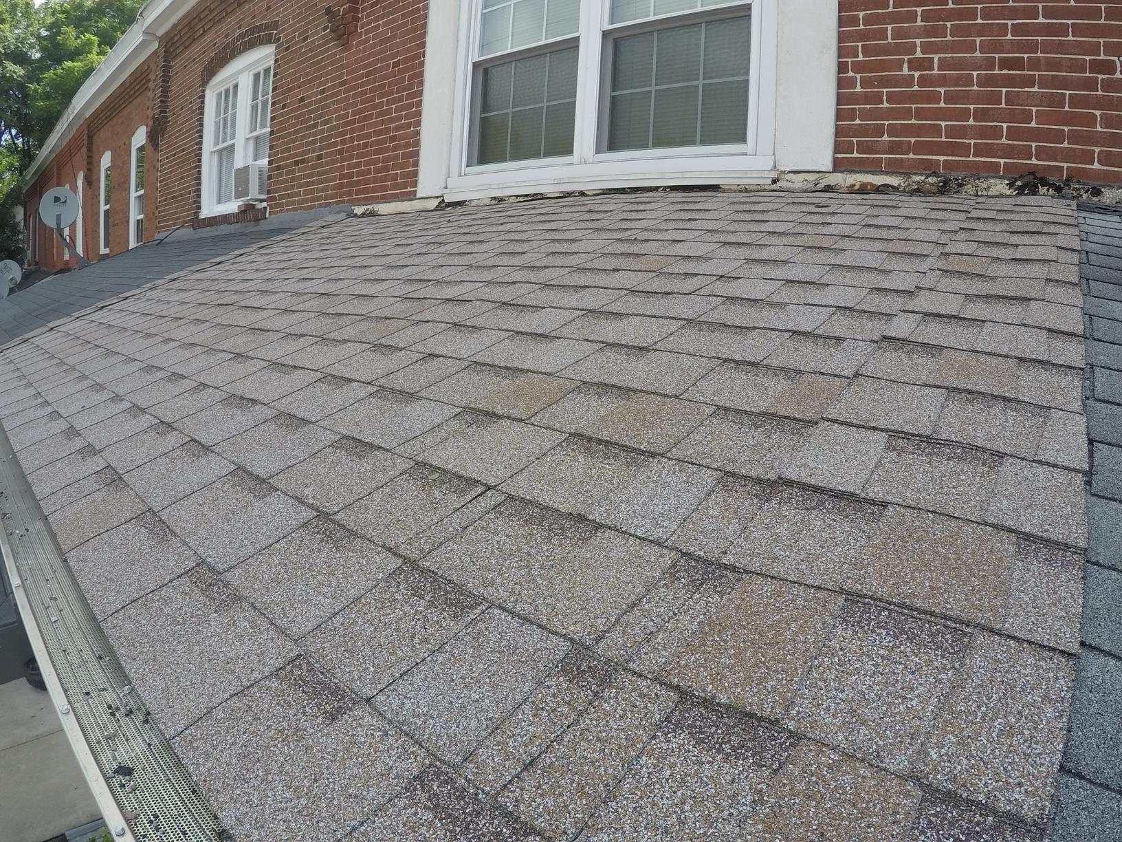 Norristown Lower Roof Looking Great