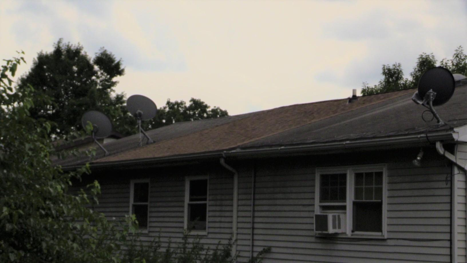 Dale S New Roof At His Allentown House A Nice New Roof