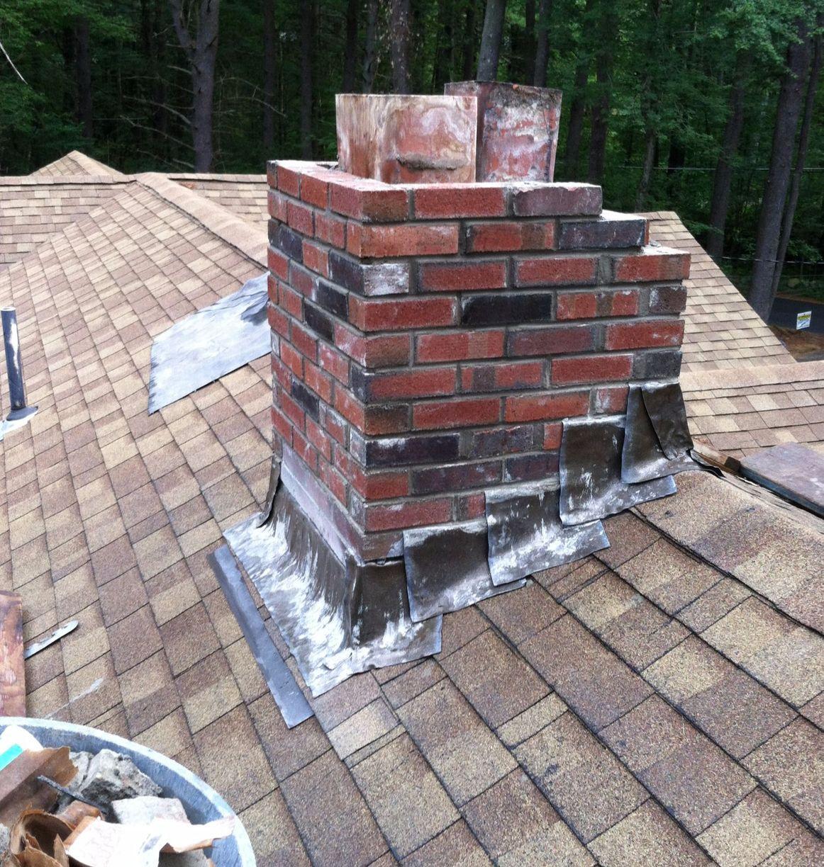 Rebuilding the Chimney