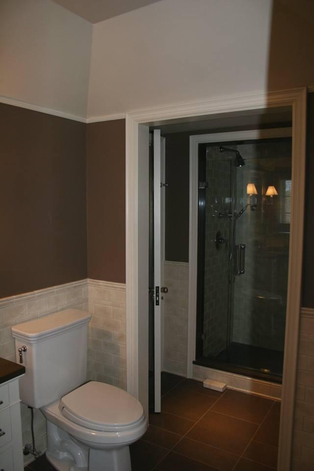 Bathroom Remodel with Shower