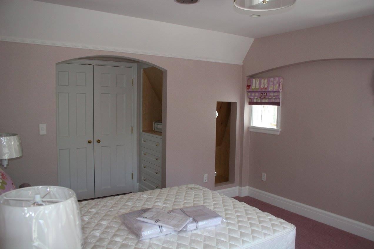 Complete Bedroom Remodeling