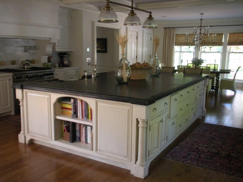 Beautiful Kitchen Island Design