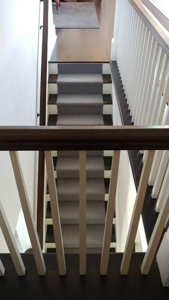Staircase and Balcony Remodel