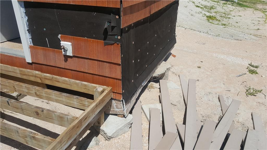 8/28/17 Hurricane Matthew Repair