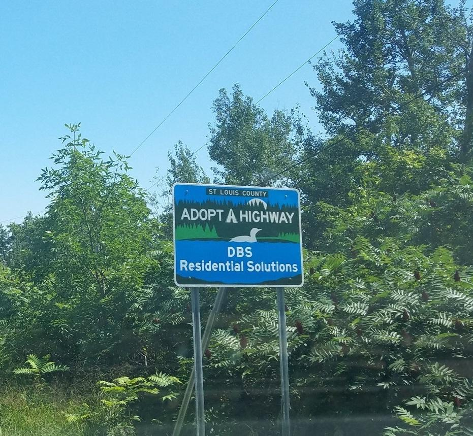 Adopted A Highway? We Sure Did!