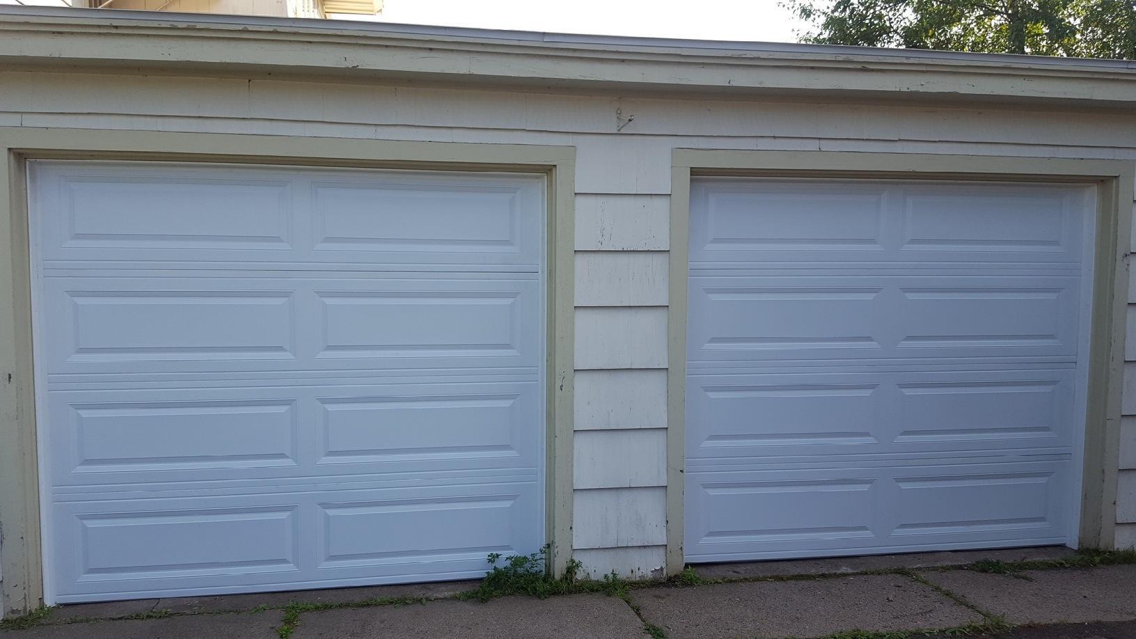 New Garage Doors Installed in Duluth, MN