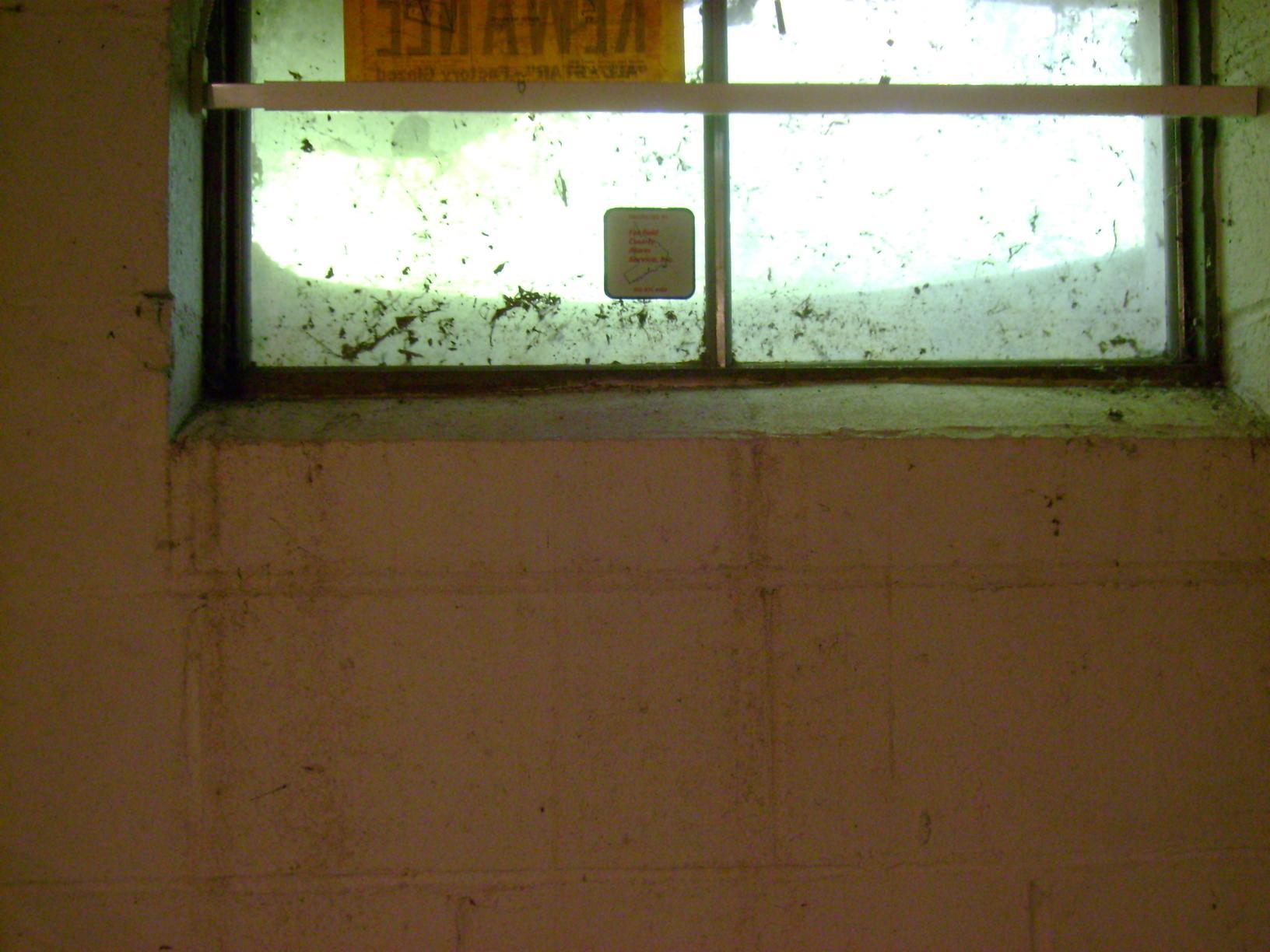 Leaky Window in Redding, CT