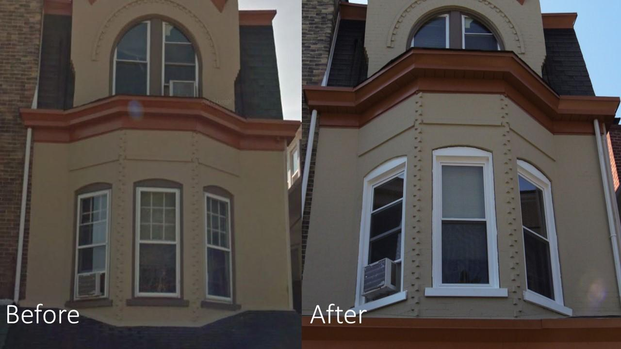 New Windows Transforms This Allentown Home