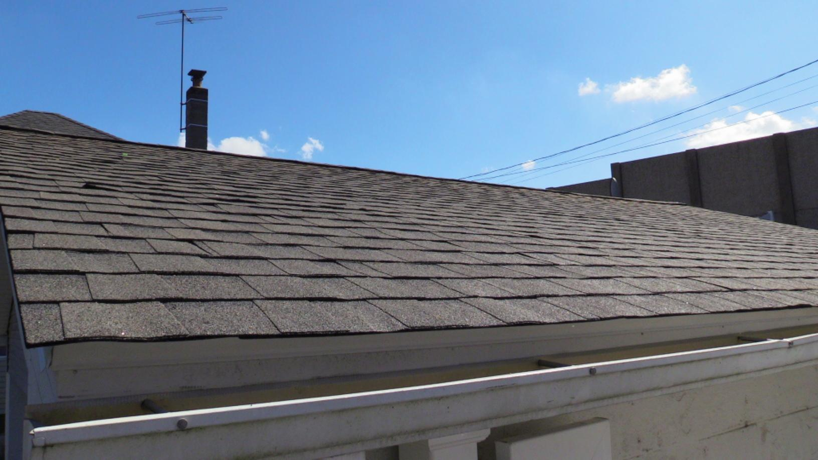 A New Roof In Reading, Pennsylvania
