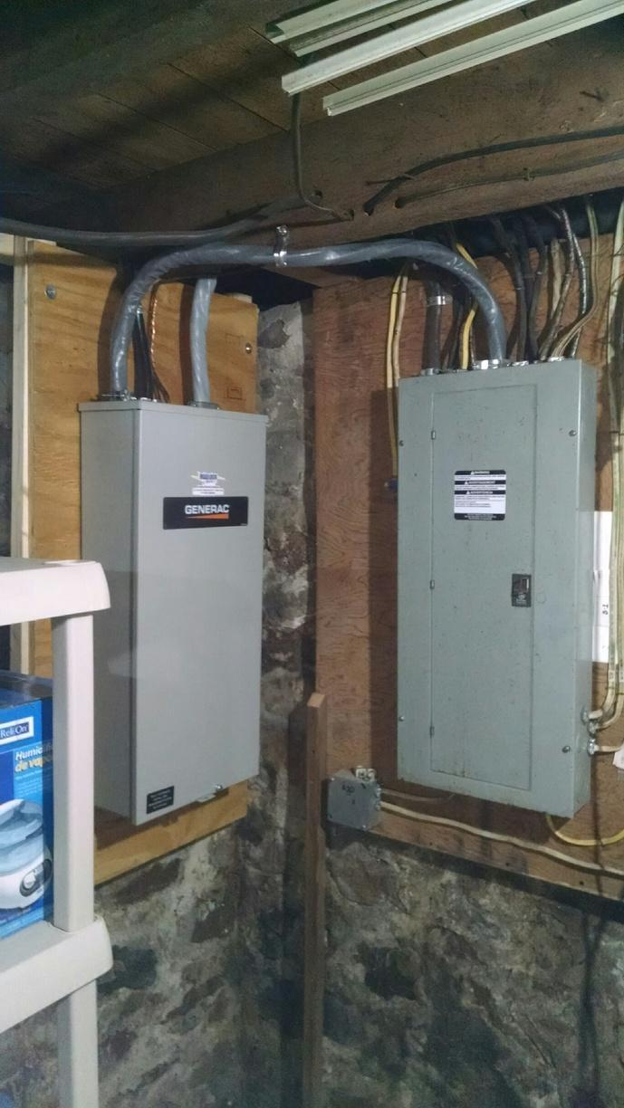 200amp Service Entrance Transfer Switch for Red Creek, NY