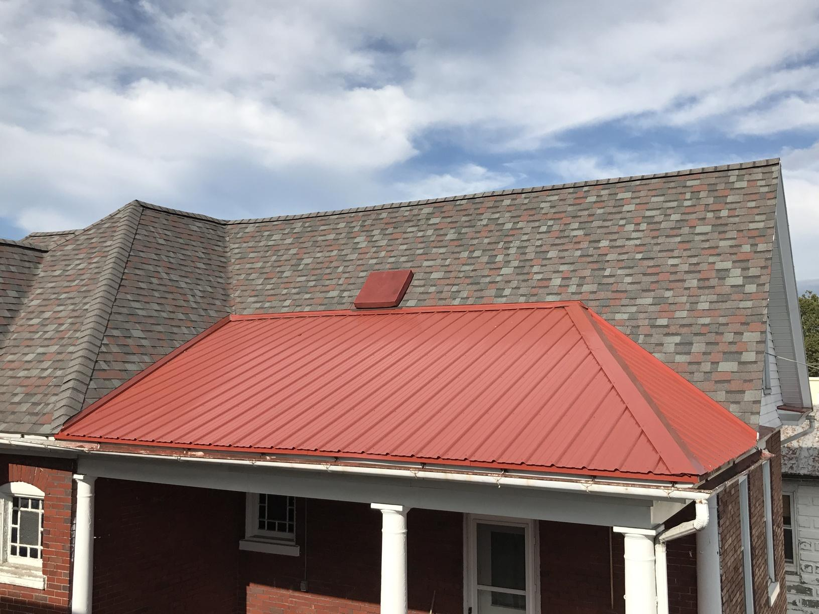 Storm Damage Roof Replacement in Richland, PA