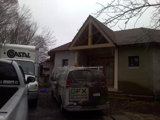 Franklin Park NJ Spray Foam Insulation Project