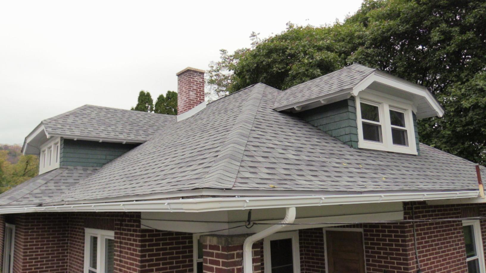 Getting Every Corner With Those Shingles
