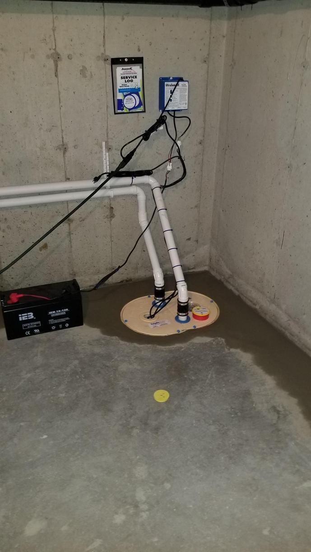 TripleSafe Sump Pump