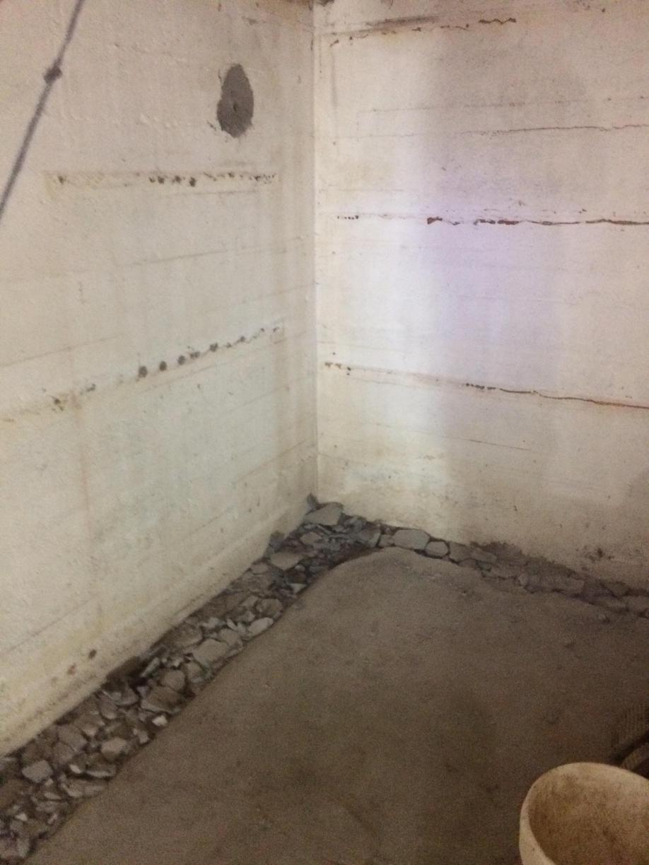 Wall Leakage