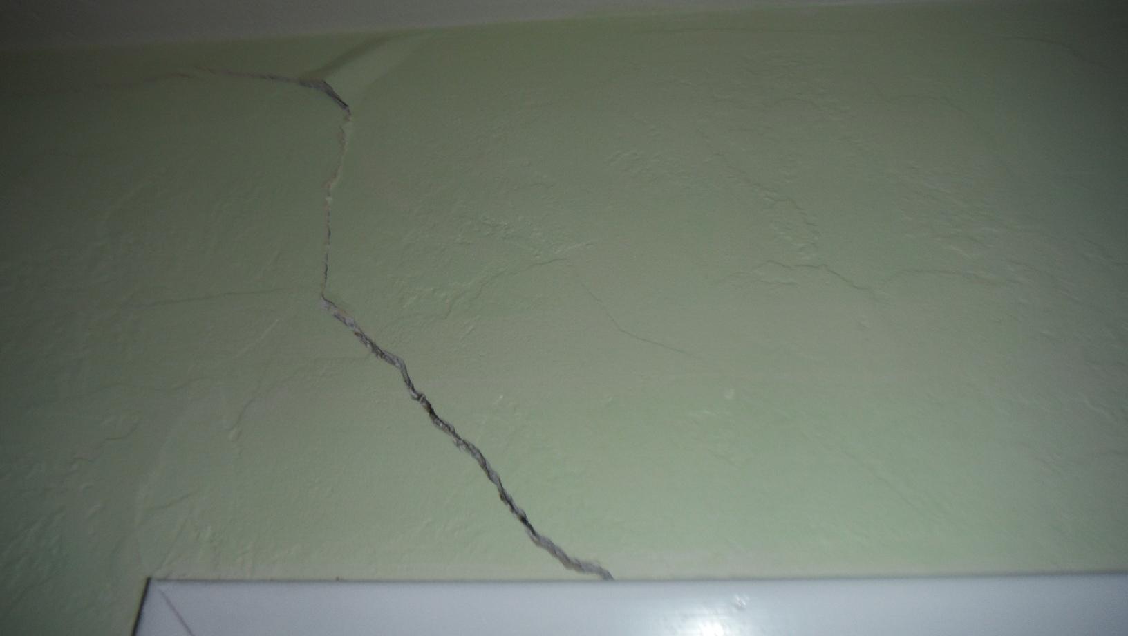 Hallway Cracks