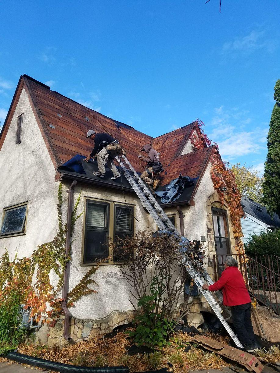 Roofing Tear Off