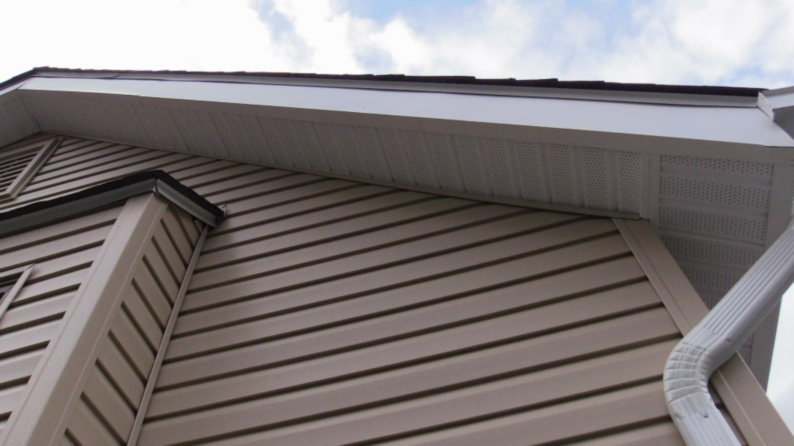 Soffit, Fascia, and Siding