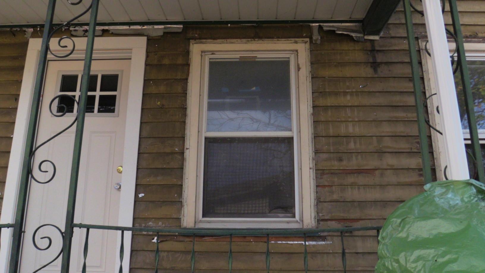 Front Porch Facelift