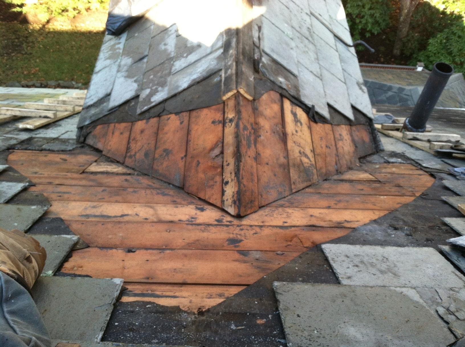 Gf Sprague Types Of Roofing Photo Album Slate Roof Repair And Copper Installation In Weston Ma