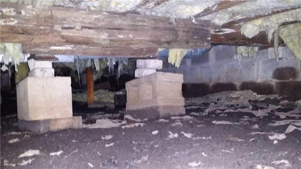 Crawlspace in McGregor, MN