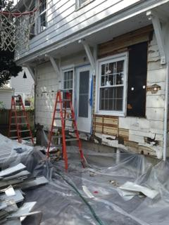 Asbestos Abatement Asbestos Removal Exterior Fairfield Ct During